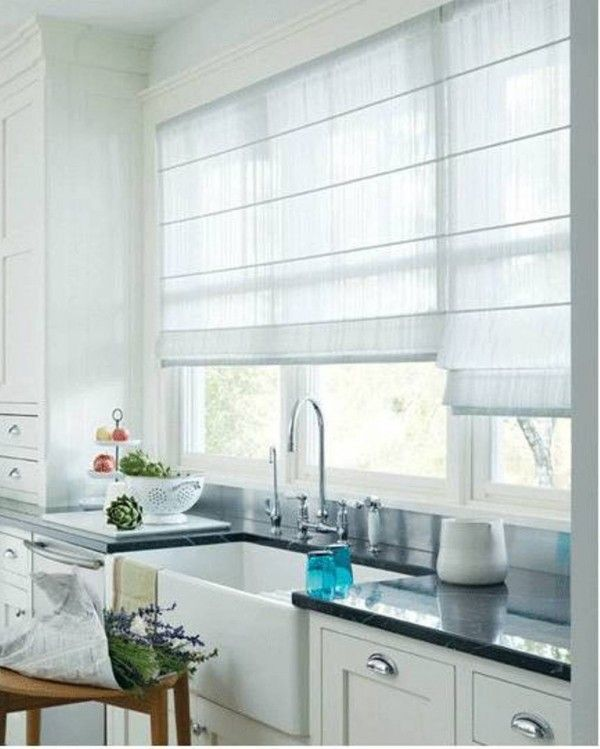 DIY Project: How To Make Roman Blinds