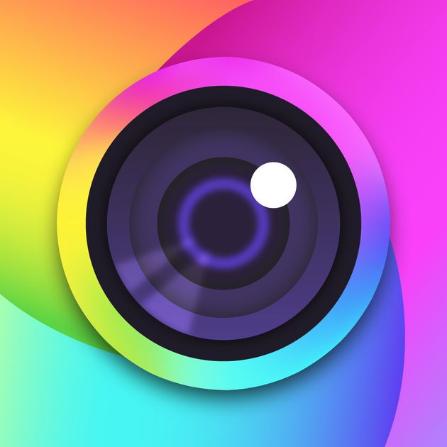 An amazing Photo Editor App with collage layout, frames, text, blurred background, effects, photo grid, etc. #Photography #BestPictureEditor #BestPhotoEditor #collage #iPhone #iOS