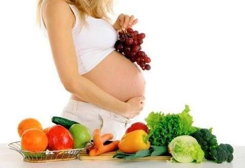 Una alimentación equilibrada en el embarazo es un factor importante para reducir el riesgo de parto prematuro. Resultados de una investigación realizada po