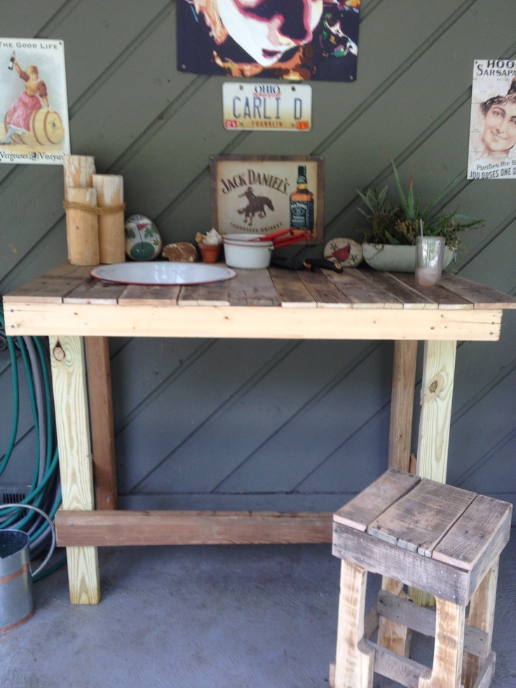 9 Best Fish Cleaning Table Images On Pinterest Fish