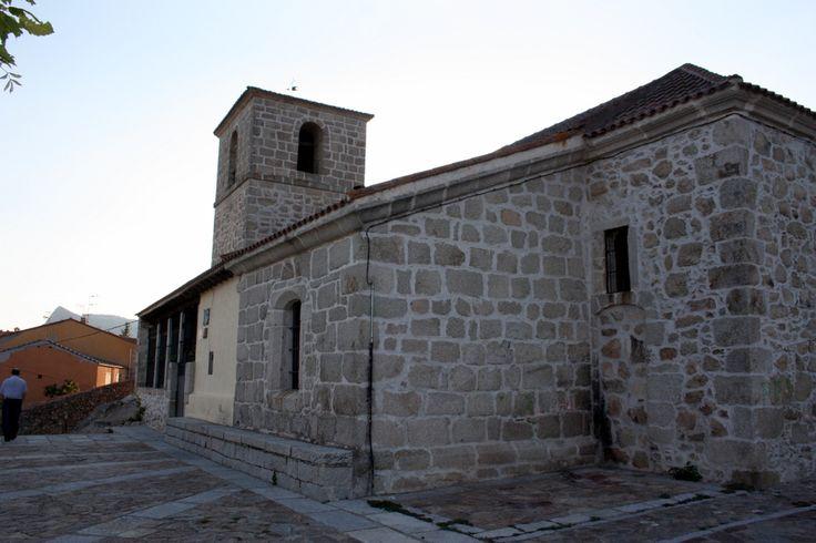 http://www.rutasconhistoria.es/loc/iglesia-de-santiago-apostol-de-el-berrueco Os invitamos a pasear por el castillo de Brihuega. #historia #turismo