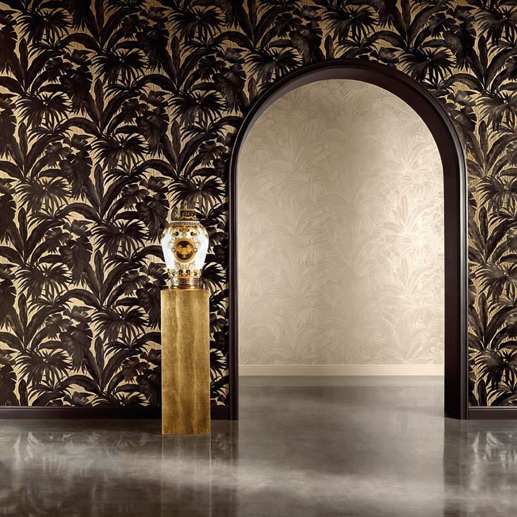 25 best luxury versace home wallpapers images on for Wallpaper versace home