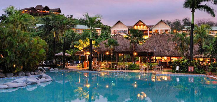 LikuLiku Resort.