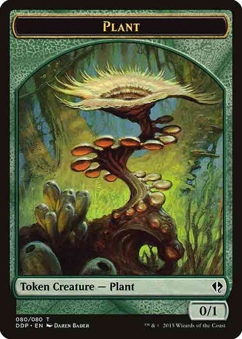 Magic: The Gathering MTG tokens database