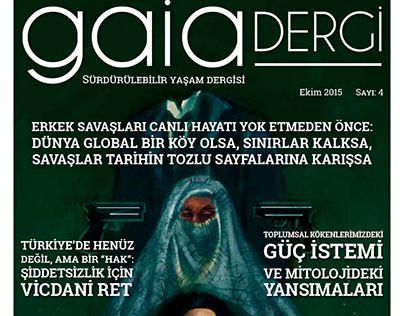 "Check out new work on my @Behance portfolio: ""Gaia Dergi 4. Sayı Kapak Tasarımı"" http://on.be.net/1jri3xA"