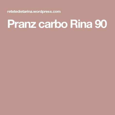 Pranz carbo Rina 90