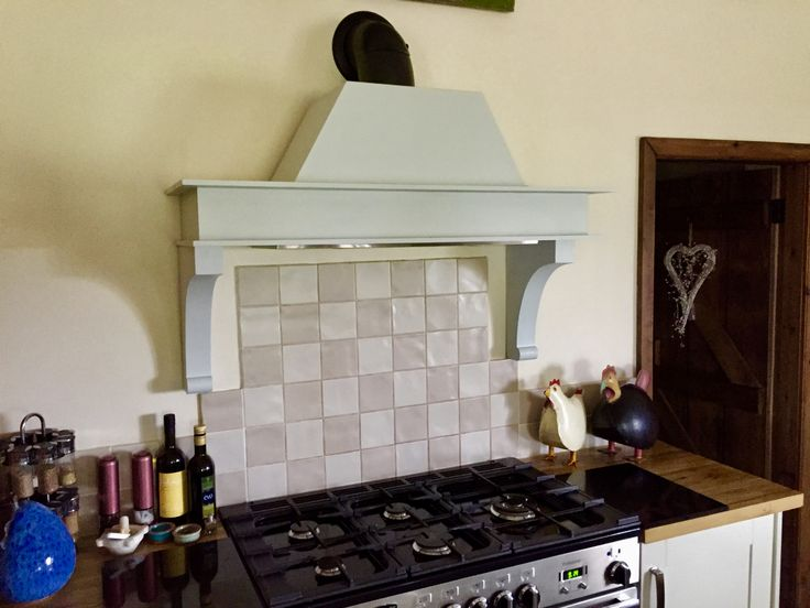 Cooker hoods Canterbury style