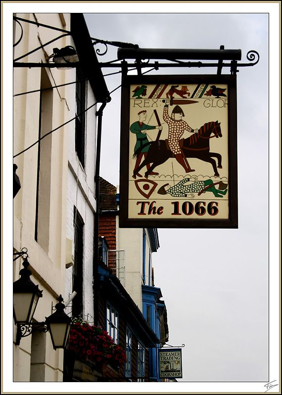 1066 Battle, East Sussex, England Copyright: Fred LION
