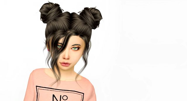 Sims 4 CC's - The Best: LeahLillith Nevaeh - Kids Version by simiracle
