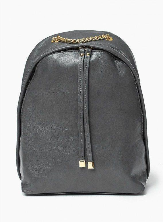100 % Włoska skóra - torebka plecak Szary Oryginalna torba damska (plecak) włoskiej produkcji (Vera Pelle/Vezze) wykonana ze skóry naturalnej najwyższej jakości. Skóra miękka, miła w dotyku. Plecak charakteryzuje się prostą budową. Wewnątrz znajduje się o