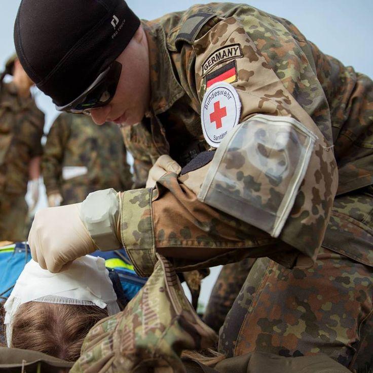 110 besten Bundeswehr <3 Bilder auf Pinterest   Bundeswehr ...   {Sanitäter bundeswehr 71}