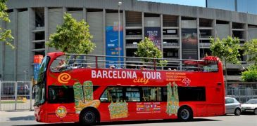 Barcelona Hop-On, Hop-Off Tour