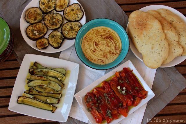 L�gumes en folie: 4 recettes faciles, rapides et �conomiques pour un ap�ritif vegan 100% r�ussi! D�couvrez aussi les fameux panini italiens, deliziosi!
