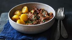 Lamb Madras with Bombay potatoes - James Martin