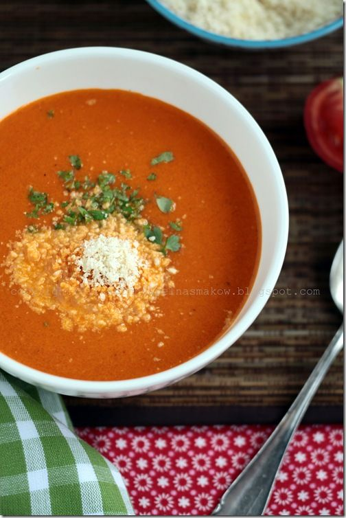 zupa z pomidorów Billa Grangera