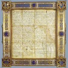 Pannonhalmi bencés főapátság- Szent István által 1002-ben kiállított kiváltságlevél