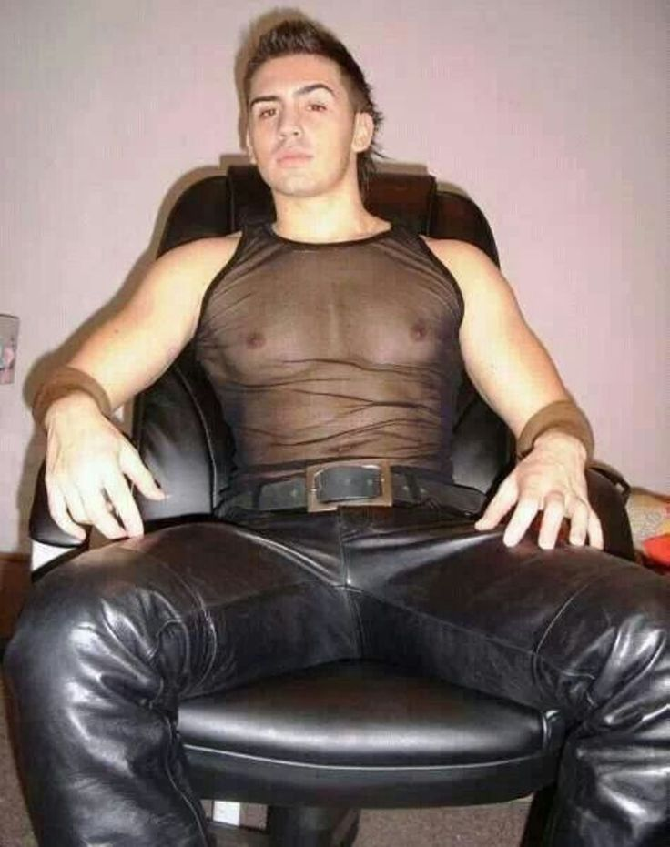 Real Leatherpants For Sex 98
