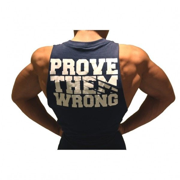 PROVE THEM WRONG SLEEVELESS TANK