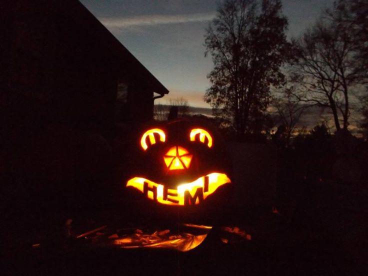 Mopar pumpkin credit: Kevin Hodge   Mopar Holidays   Pinterest   Mopar, Kevin o'leary and Pumpkins