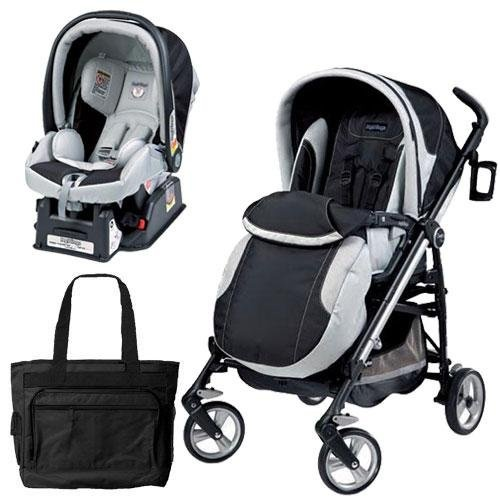 Baby Stroller Travel Systems Peg Perego Switch Four