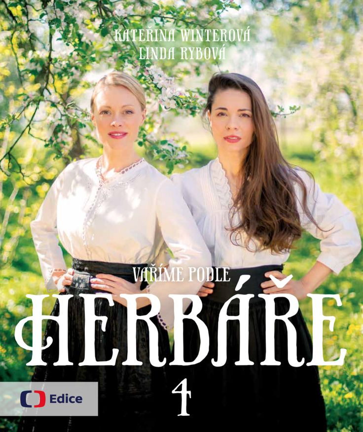 Vaříme podle Herbáře 4 – kniha s podpisy autorek a věnováním