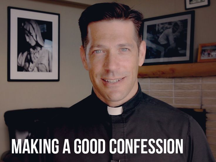 If you have ever wondered how to make a good confession, Fr. Mike Schmitz has so... 1