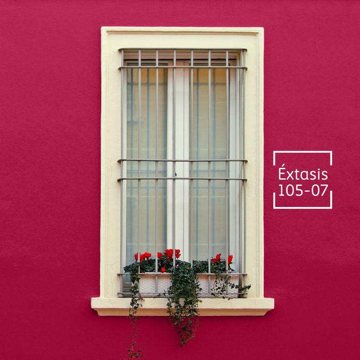 Tu fachada lucir incre ble con comex y resaltar esos - Pintura para fachadas exteriores ...