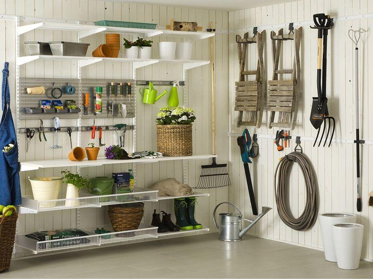 die besten 25 keller organisieren ideen nur auf pinterest werkstatt garage und garn organisieren. Black Bedroom Furniture Sets. Home Design Ideas