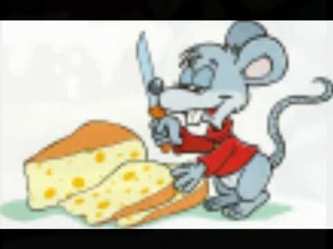Τα ποντίκια στο ψυγειο! .. Χάχανα Χ Λάχανα! - YouTube