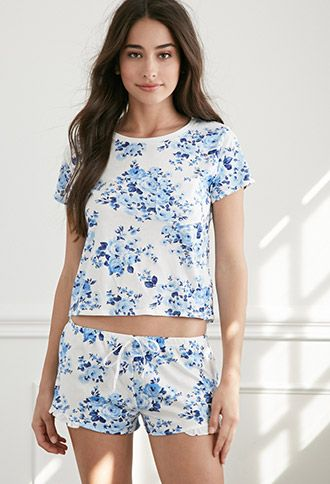 Sleepwear & Lounge | WOMEN | Forever 21 Brought to you by Skoother.com for Beautiful Soft Smooth Summer Feet.