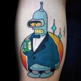 100 best anime tattoos design ideas