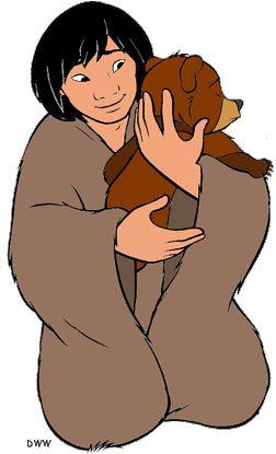 *KODA & KENAI ~ Brother Bear