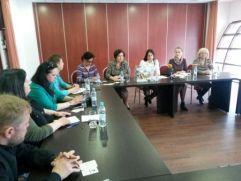 20 апреля в конференц-зале отеля «Оснабрюк» прошел круглый стол на тему: «Благотворительность: истинная и мнимая».
