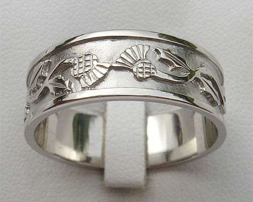 Traditional Scottish Wedding Rings Traditional Scottish