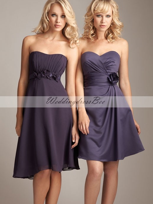 Inexpensive bridesmaid dresses on this site