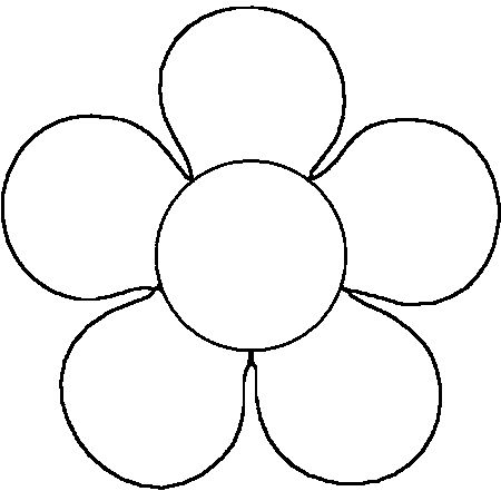 Dessin Mandala Maternelle a colorier