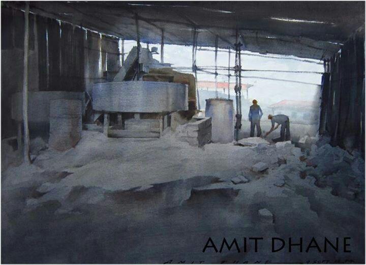 Amit dhane ....dsk vishwarang 1st award 2012