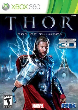 XBOX 360 SEGA Thor: God of Thunder $12.35 Your #1 Source for Video Games, Consoles & Accessories! Multicitygames.com