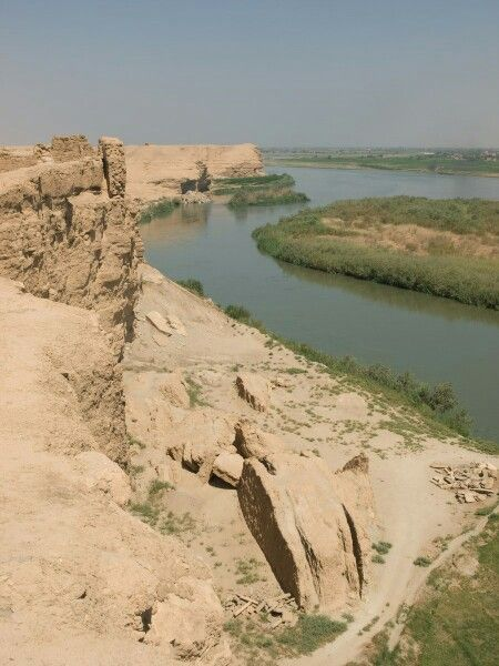 Dura-Europos and Euphrates, Syria