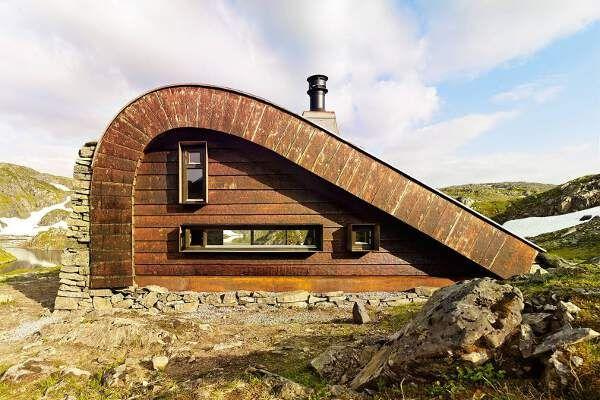 Bjellandsbu - Åkrafjorden kabin unik ditempat terpencil 4