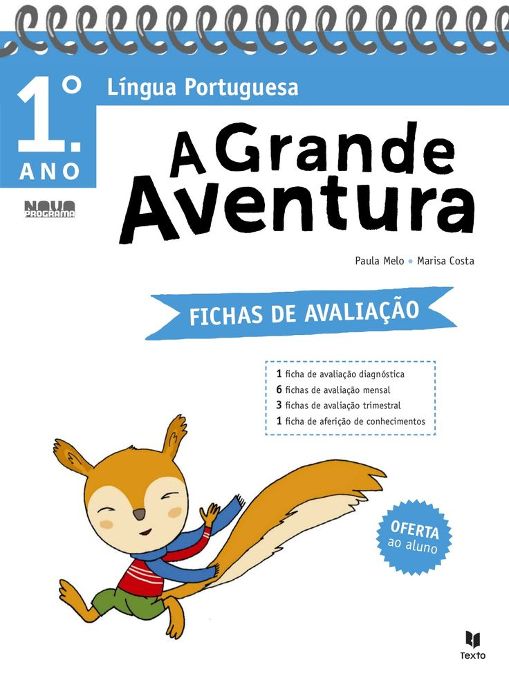 187019137 a-grande-aventura-1º-ano-lp by carinaantuneslobo via slideshare