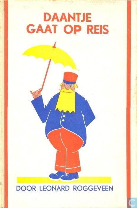Voor zijn 5de verjaardag kreeg Jeroen voor zijn verjaardag het boek genaamd 'Daantje gaat op reis' . In dit verhaal komt het boek vaak terug omdat hij er ten eerste echt trots op was en omdat hij hierdoor leerde lezen.