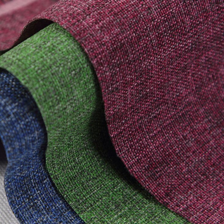 Polyester 600d Melange Two Tone Oxford Fabric Waterproof Pu Coating Oxford Fabric Fabric Polyester