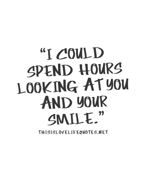 Cute Quotes About Smiling And Love: Best 25+ Cute Smile Quotes Ideas Only On Pinterest