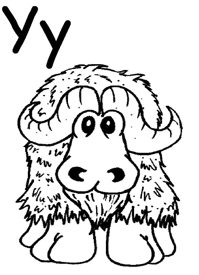yarn coloring pages - 650×900