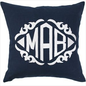 love this for a pillow idea