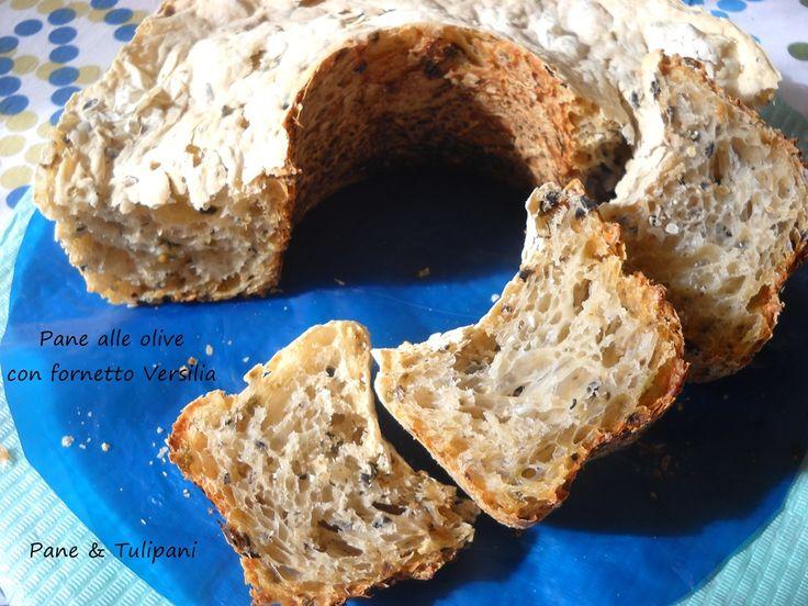 Pane alle olive con fornetto Versilia http://blog.cookaround.com/vincenzina52/pane-alle-olive-con-fornetto-versilia/