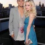 Evan Ross & Ashlee Simpson Are Dating & Cotten Kandi Weblinks!