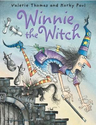 See Winnie the Witch in the library catalogue.