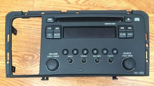 05-09-VOLVO-S60-AM-FM-Radio-Audio-CD-Disc-Player-Receiver-30745812-1-HU-650